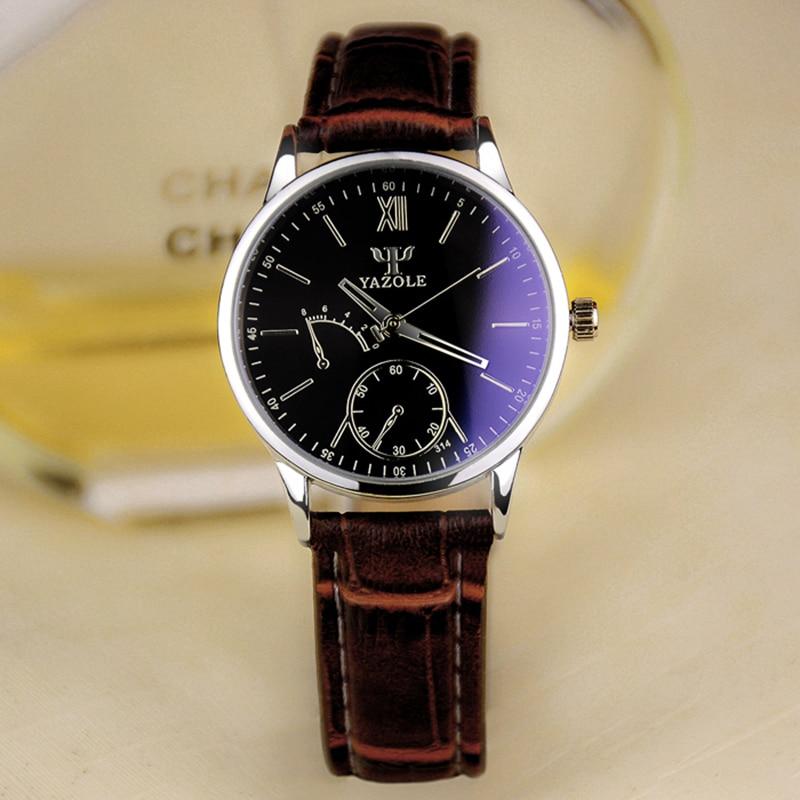 Damesmode kristal roestvrij staal analoge quartz horloge armband 2018 - Dameshorloges