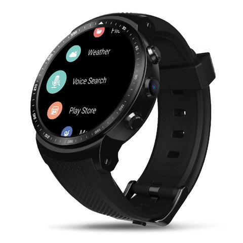 Zeblaze THOR Dual Chipset 3G Smart Watch LTE Global Bands 8MP Front Camera 2G+16G ROM WIFI GPS 1.53' AMOLED Smartwatch Phone Karachi