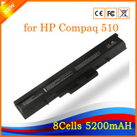 14 4V 5200mAh 8cell Wholesale Notebook Laptop Battery For HP Compaq 510