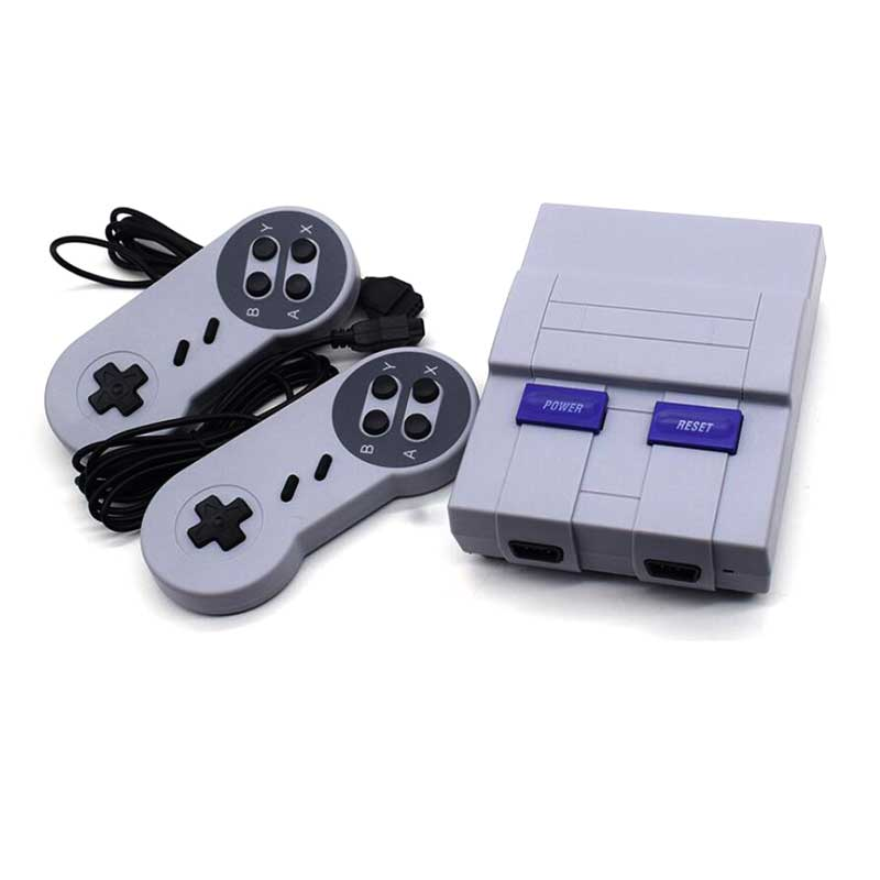 8 Bit Game Mini Classic HDMIAV TV Game Console with 400 Games with Dual Wired Gamepad Controls for Handheld Game Players