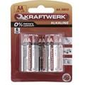KRAFTWERK 32012-AA типа сухой щелочной элемент батареи. 6 1 предмет