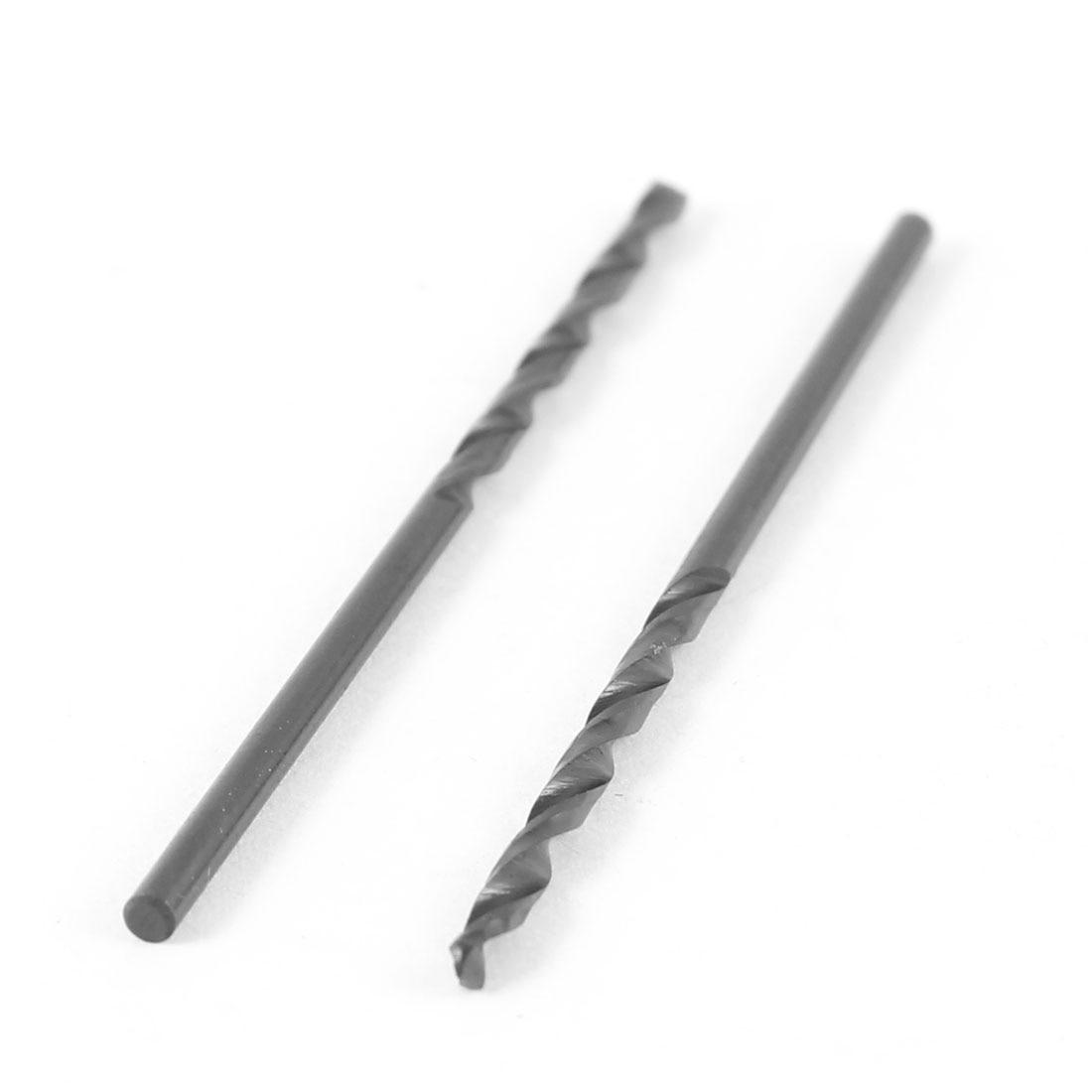 Подробнее о Uxcell 2 Pcs Micro Split Point Tip Hss High Speed Steel Twist Drill Bit Shank 1.7mm | 2.9mm | 2mm | 3.7mm | 4.2mm | 4.7mm | uxcell 14mm width tip sds plus shank masonry hammering drill bit