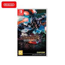 Игра для Nintendo switch Monster Hunter Generations