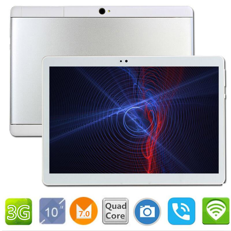 CARBAYTA Google 10.1 inch Original 3G Phone Call Android 7.0 Quad Core IPS pc Tablet WiFi 2GB+16GB 7 8 9 10 android tablet pc kmax 10 inch 4g lte phone call tablet pc android 7 0 2gb 32gb dual sim card quad core 3g wifi tablets 10 1 7 8 9 mini pad