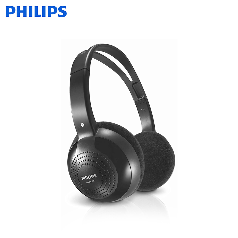 Фото - Wireless headphones Philips SHC1300/10 itormis mh3 wireless headphones