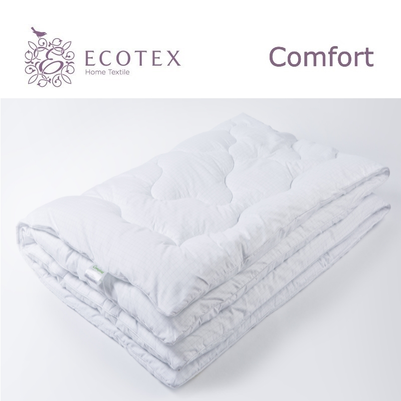 Blanket Antistress collection Comfort. Production company Ecotex(Russia). blanket fiber light collection comfort production company ecotex russia