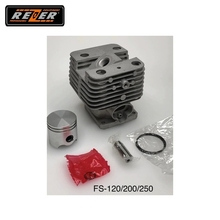 Цилиндр-поршневая группа FS-120/200/250 REZER для бензокосы
