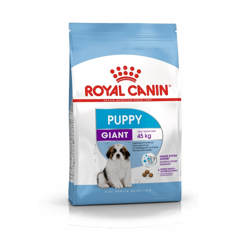 Puppy Food Royal Canin Royal Canin Giant Puppy, 15 kg royal canin royal canin renal canine
