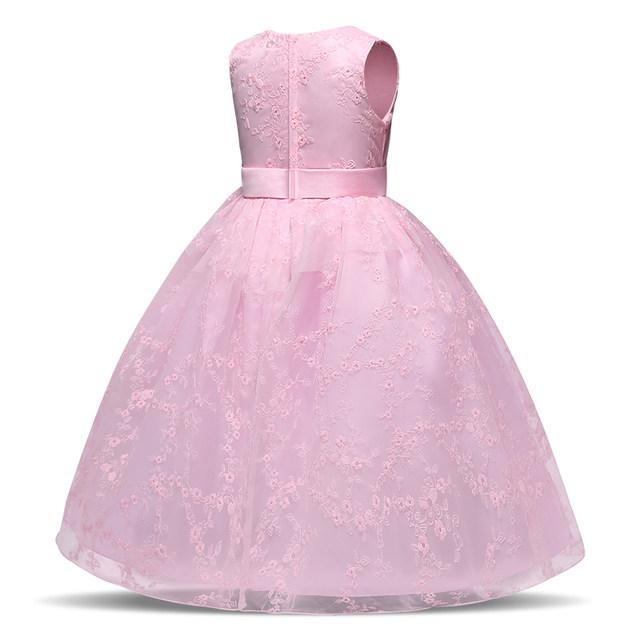 Online Shop Girl party dress Christmas dress for girls summer formal ...