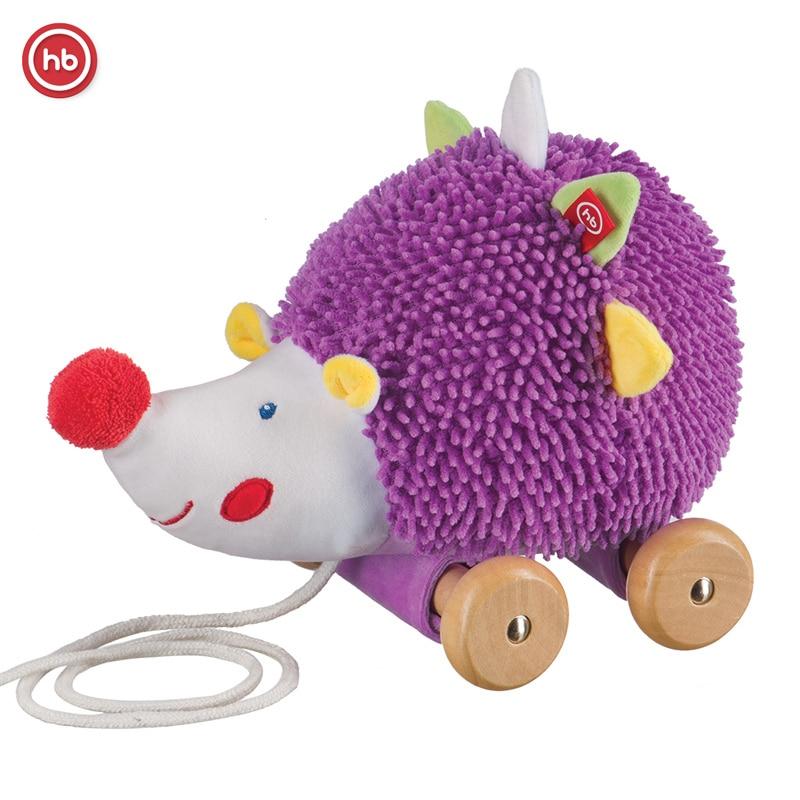 Купить со скидкой Happy Baby Игрушка-каталка ЁЖ SPEEDY HEDGEHOG