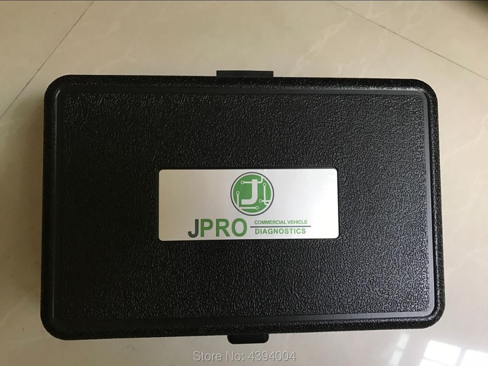 2018 High quality JPRO DLA 2 0 Vehicle Interface Diesel Newest 2017 software Heavy Duty Truck