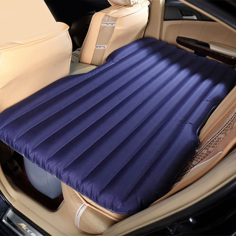 137*83*45cm Waterproof Universal Car Travel Inflatable Mattress Car Inflatable Bed Air Bed Cushion Thickening Durable HWC betos car air mattress travel bed auto back seat cover inflatable mattress air bed good quality inflatable car bed for camping