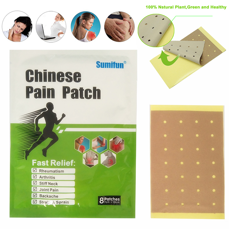 16 Pcs Chinese Pain Plaster laster Eliminate Inflammation Pain Relief Back Neck Foot Disease Rheumatoid Chinese Pain Patch 40pcs medical plaster eliminate inflammation pain relief back neck foot health care plaster pain disease rheumatoid arthritis