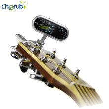 Cherub WST-900A New Arrival Clip On Tuner with Chromatic Guitar Bass Violin Ukulele Tuning Auto Color LCD Display High Precision