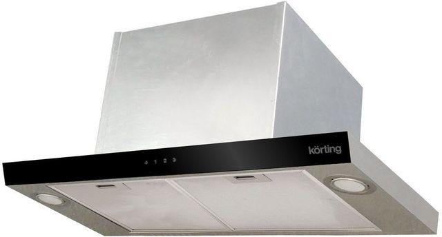 Полновстраиваемая вытяжка Korting KHI 9673 GN