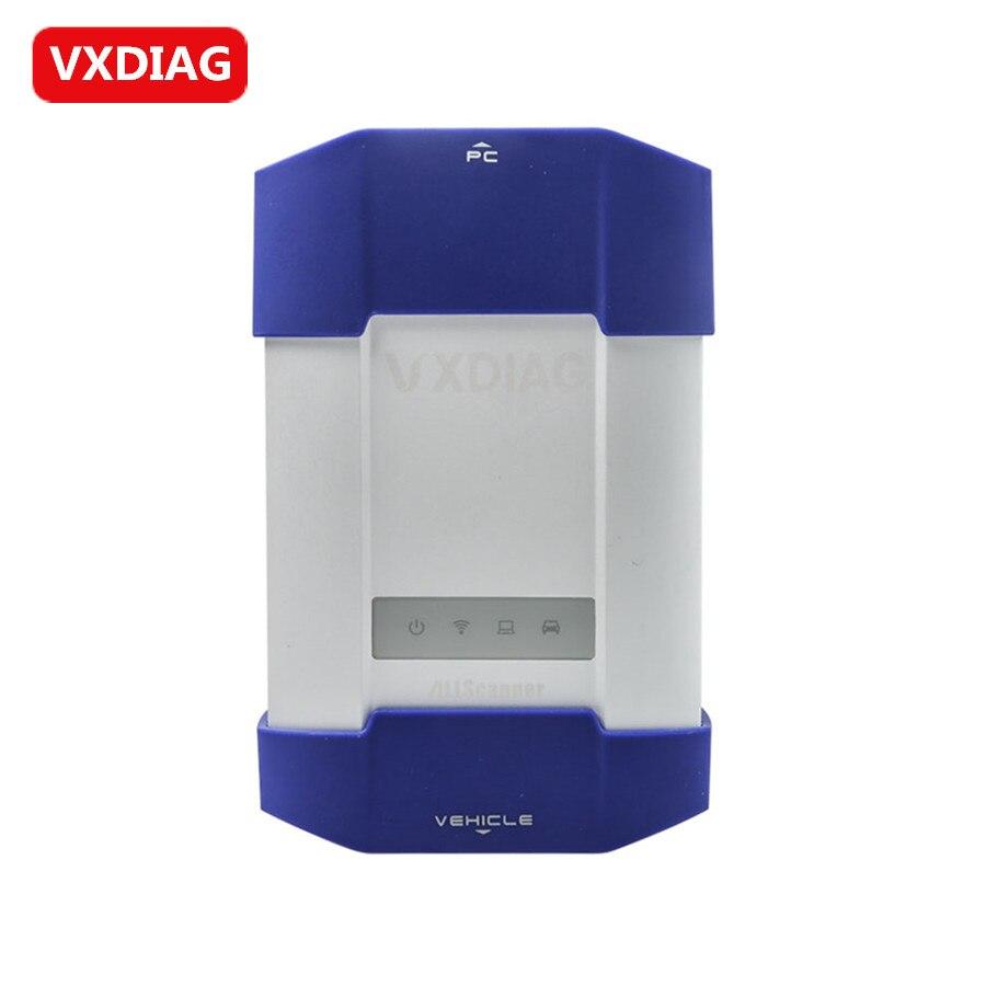 WIFI VXDIAG For SUBARU SSM3 Multi Diagnostic Tool for SUBARU SSM III Multi Diagnostic Tool V2018