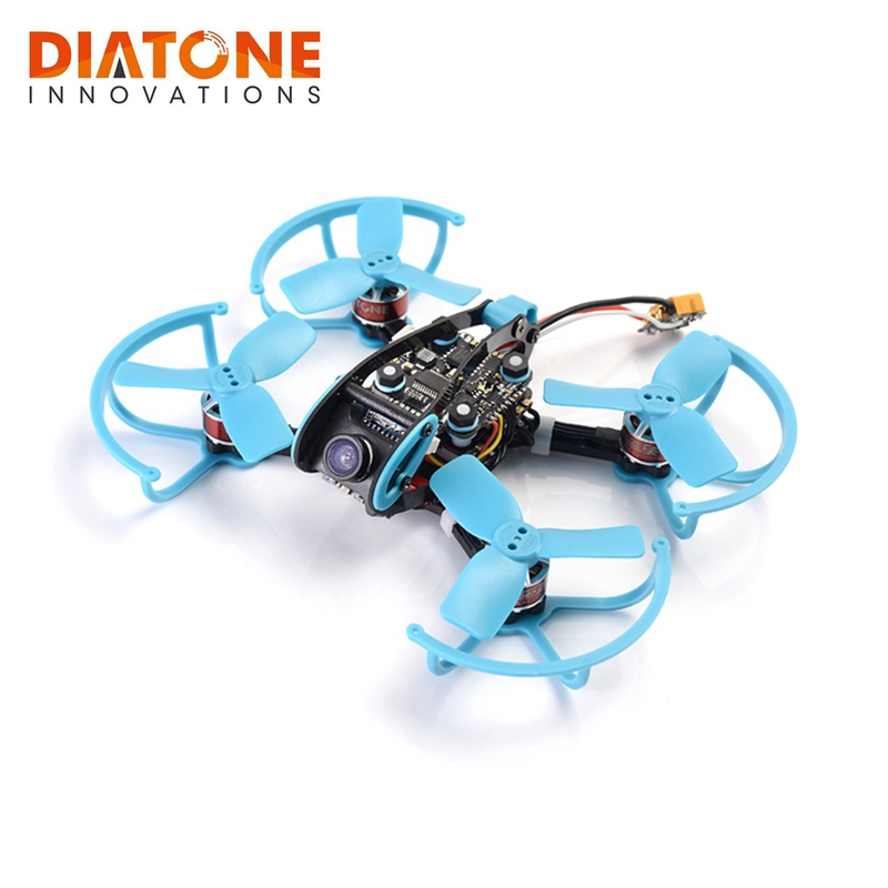 Diatone 2018 GT R90 FPV Racing font b Drone b font F4 Integrated OSD TBS VTX