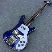 Galilee 4003 rickenback 4string bass guitar,Quality assurance,There is no mark on the beautiful fingerboard!!,!!