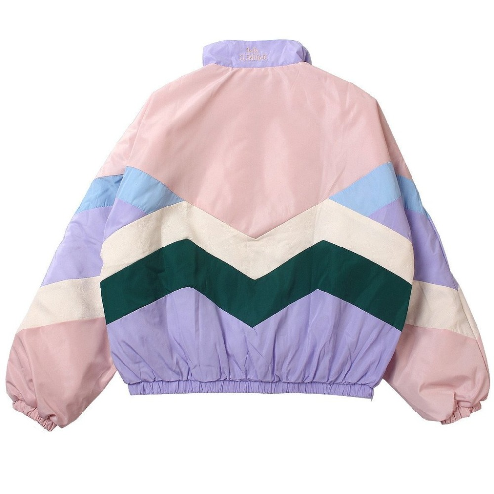 Pastel Aesthetic Japanese Baseball Sport jacket  1