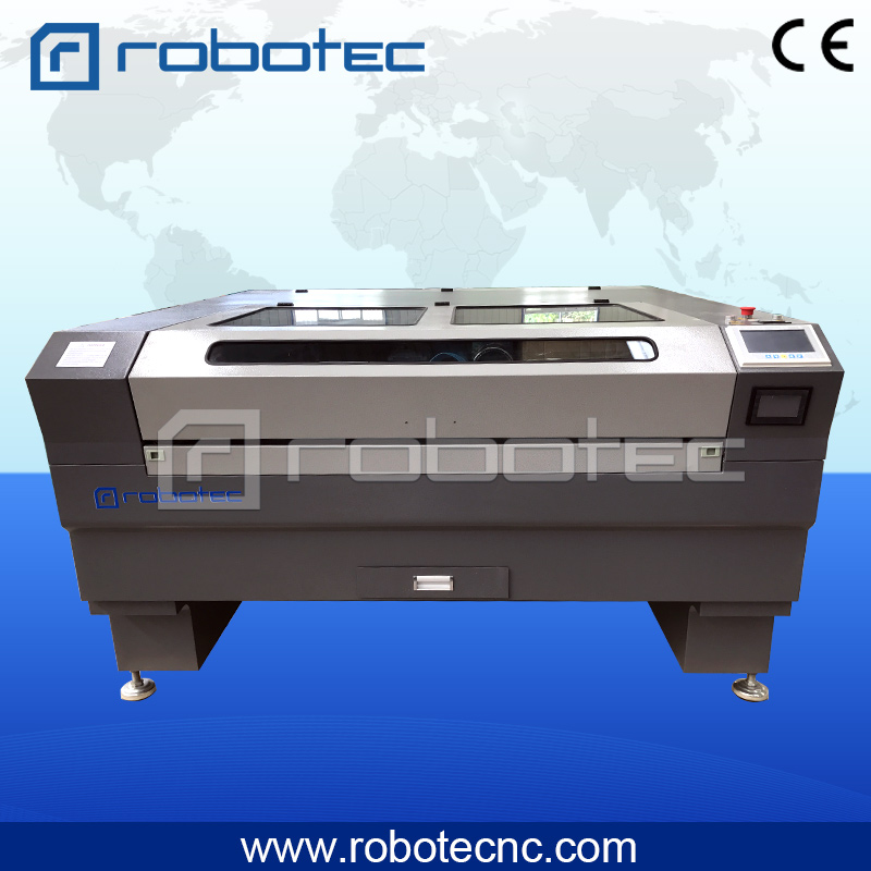 Reci Laser Tube 150w 180w Co2 Laser Cutting Machine, Metal Sheet Stainless Steel 1390 Cnc Laser Cutter Machine