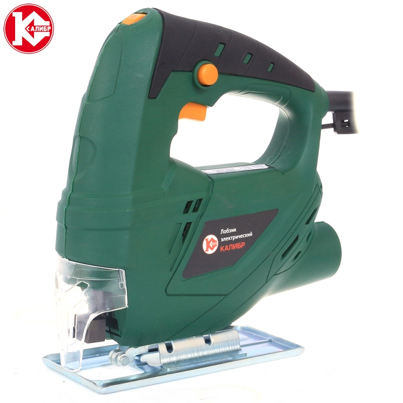Electric Jig saw Kalibr LEM-450E Power 450W kalibr lem 830e electric saw woodworking power tools multifunction chainsaw hand saws cutting machine woodworking tool