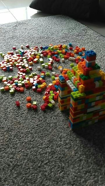 1000 Pieces Building Blocks Legoings City DIY Creative Bricks Bulk Model Figures Educational Kids Toys Compatible All Brands