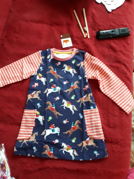 Princess Dress 2018 Brand Baby Girls Dresses with Animal Appliques 100% Cotton Casual Tunic Children Dress Kids Clothes Vestidos