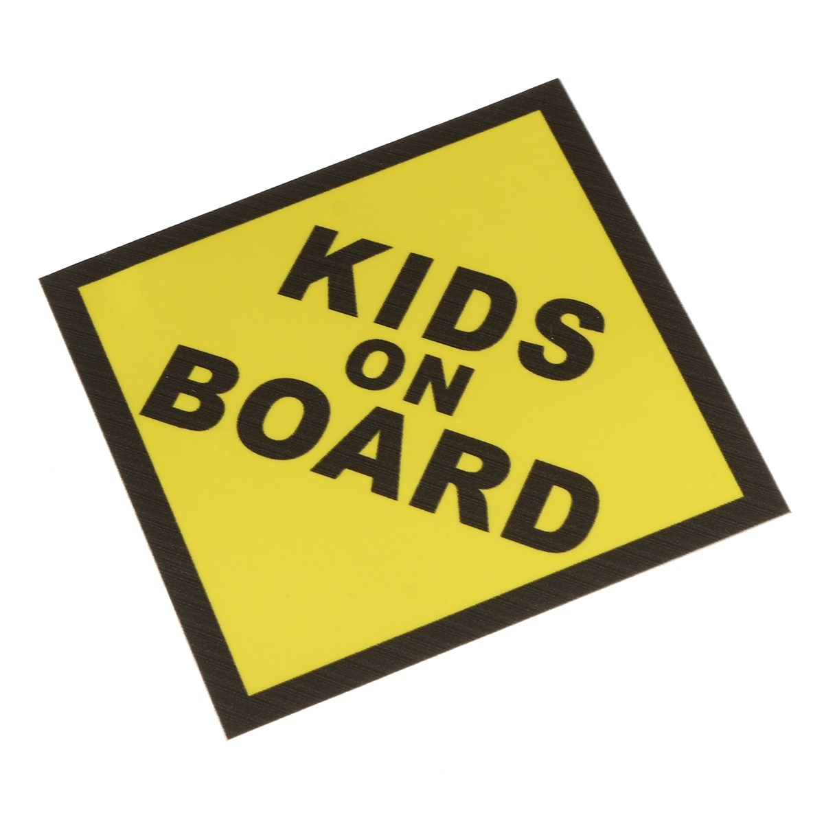 Новый safurance 130x130 мм дети на борту Предупреждение Детская безопасность знак Стикеры Виниловая наклейка для окна автомобиля Сигнальные ленты
