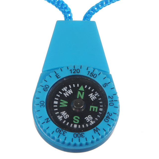 More Useful Survival Mini Compasses Scale Type With Water Hang Rope ...