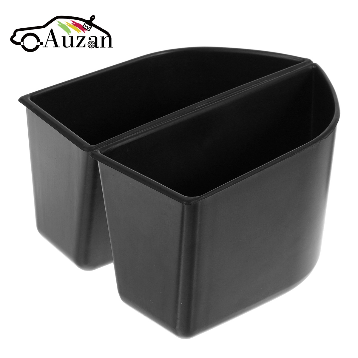 1 Pair Car Door Handle Holder Tray Storage Box for Great Wall Hover H3 H5 Armrest Storage Box Front Door