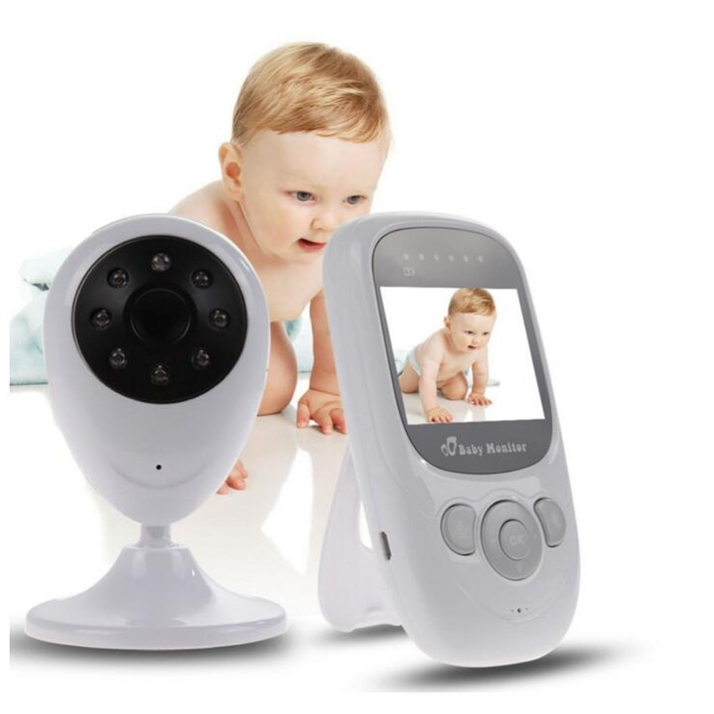 babykam vigilabebes baby sitter 2.4LCD IR Night light vision video intercom 4 Lullabies Temperature sensor 2X Zoom baby callbabykam vigilabebes baby sitter 2.4LCD IR Night light vision video intercom 4 Lullabies Temperature sensor 2X Zoom baby call