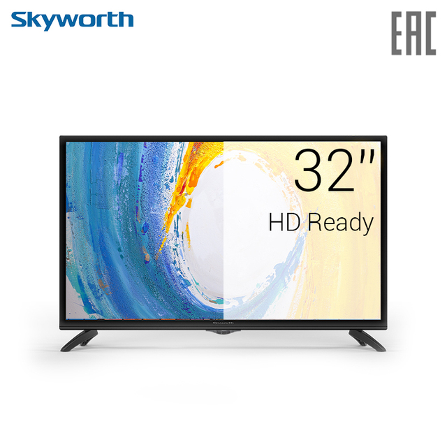 "Телевизор LED 32"" Skyworth 32W4"