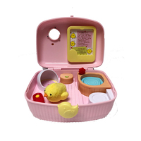 Cute little chicken nurturance house play house toy girl cute little chicken home gift electronic little chicken pet toy
