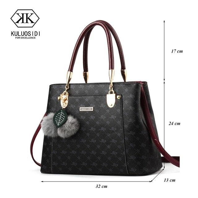 Luxury Handbag for Women Designer Brand Women Leather Shoulder Bag for Women