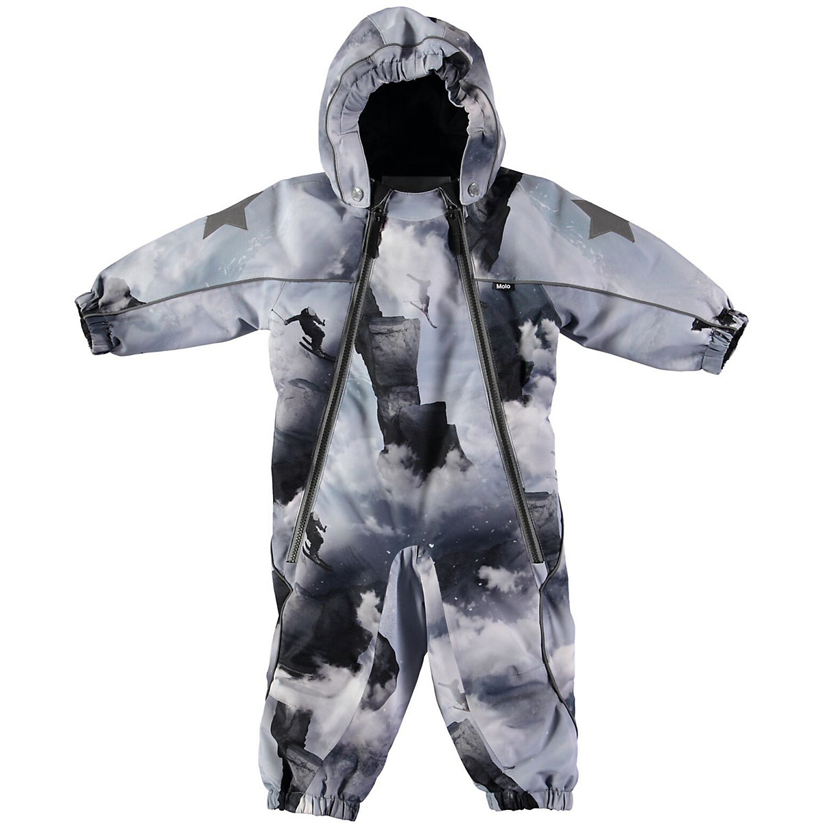 Overalls MOLO for boys 9170713 Baby Rompers Jumpsuit Children clothes Kids jumpsuit sandpiper lucky child for boys 28 28m children s baby kids overalls clothes