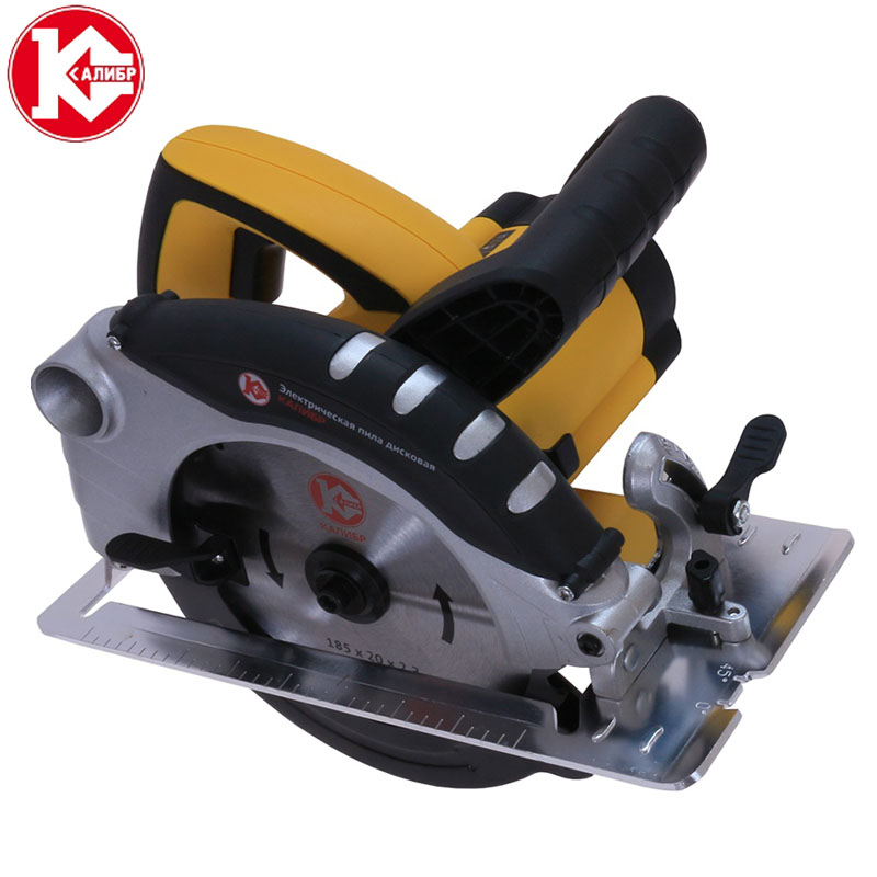 Kalibr EPD-1500/185D Multi-function cutting machine Wood  Tile Electric Saw Machine High power