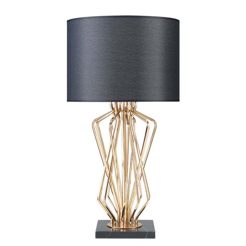 Modern Table Lamp for Living Room Bedroom Contemporary Desk Lamp ...