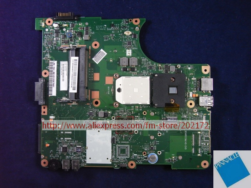 где купить  V000148130 MOTHERBOARD for Toshiba Satellite L350D   6050A2175001  TESTED GOOD  дешево