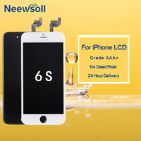 10PCS Lot Grade AAA LCD For IPhone 6S LCD With Digitizer Replacement 100 Test For Iphone