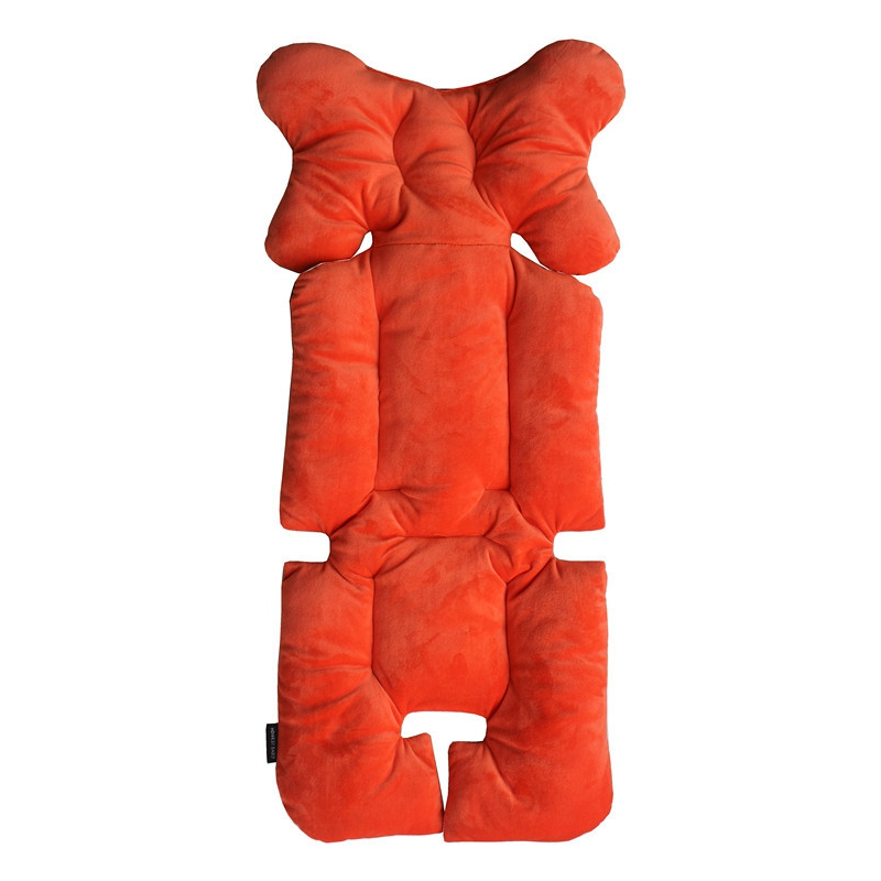 Supersoft Baby Infant Stroller Car Seat Cushion Breathable Rebound Mat Pad Pushchair Mattress Covers Stroller Accessories