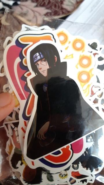 Naruto Sticker (x63) photo review