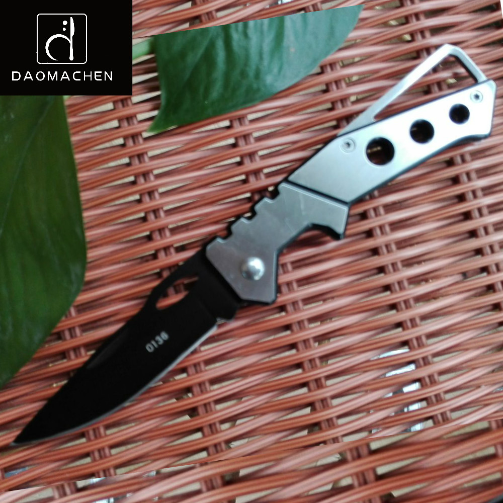 DAOMACHEN Folding Knife Tactical Pocket Camping Survival Tools  Outdoor knife Small Free Shipping