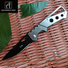 DAOMACHEN Folding Knife Tactical Pocket Knife Camping Survival Tools  Outdoor knife Small Knife Free Shipping