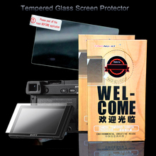 Original LCD 3 inch Camera Tempered Glass Screen Protector For Sony A5100 A6000 A5000 A6500 A6300 HD Toughened Protective Film
