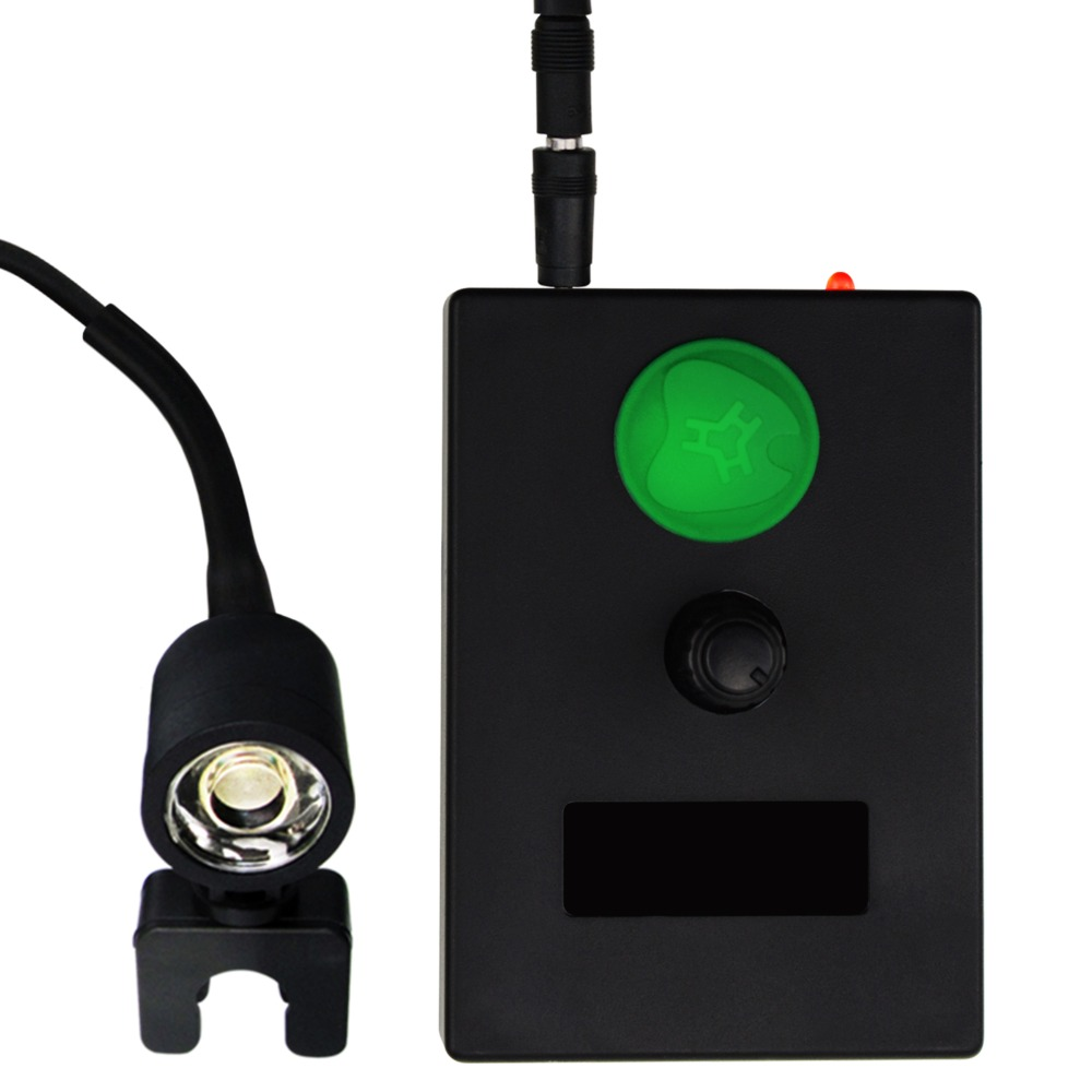 Lumière principale de LED pour la procédure chirurgicale dentaire de Loupe batterie Rechargeable Aluminun longueur de câble de 2.3 m