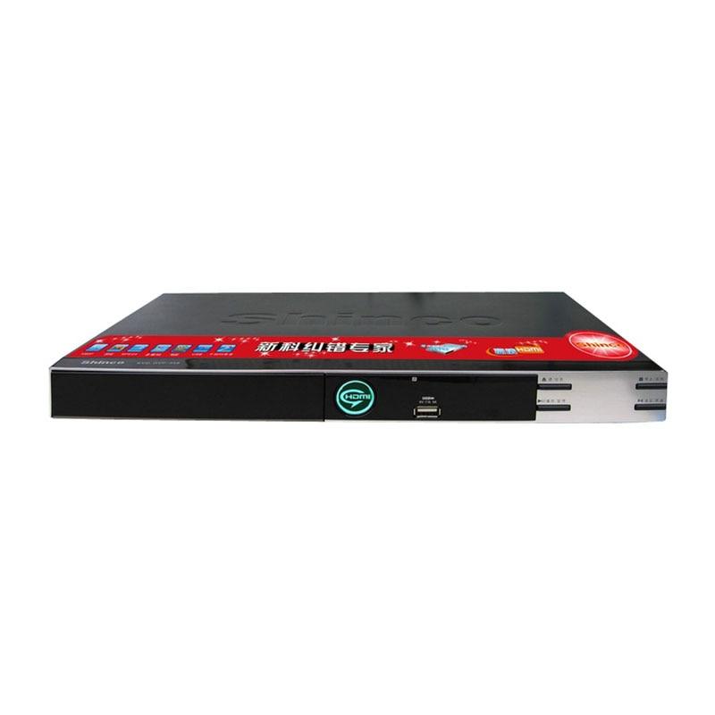 Free shipping Shinco DVP-358 DVD player HD EVD player HDMI HD VCD TV DVD player shinco shinco jc 1018 dvd плеер портативный dvd плееры двигаться dvdvcd плеер 9 дюймов красный