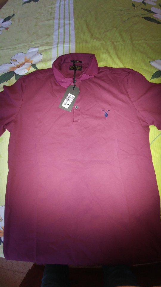 2018 New ALL size Casual polo shirt Men Solid polo shirt brands saints men British polo shirts cotton Short sleeve men