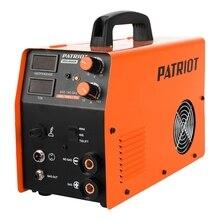 Аппарат сварочный инверторный полуавтоматический PATRIOT WMA 185AL MIG/MAG/MMA (Cварочный ток 40-180 А, продолжительность включения 60%180А, сварка стальной, алюминиевой и флюсовой проволокой 0.6-1.0 мм, диаметр элект