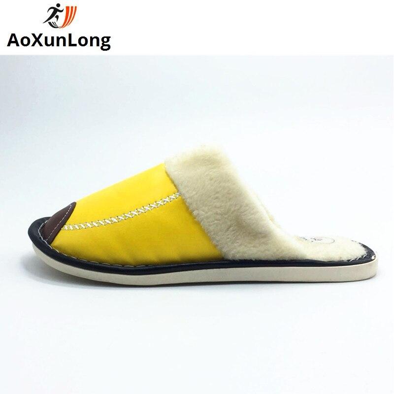 Жіночі тапочки Плюшеві зимові теплі - Жіноче взуття