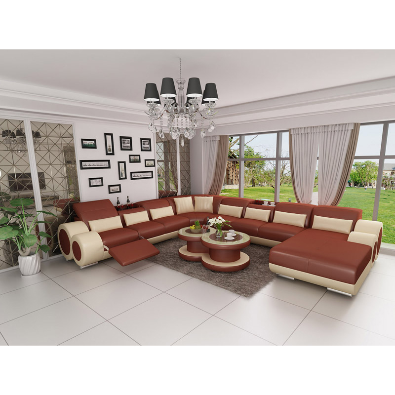 Couch Living Room Used Italian Leather